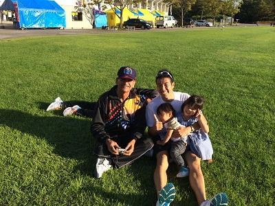 全日本マスターズ陸上100m結果。