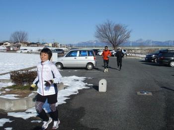 (2/23.日)早朝ラン&ホリディラン