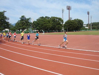 第18回群馬県小学生陸上競技記録会②