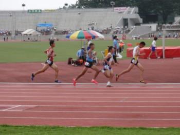 第68回群馬県中学校陸上競技大会