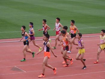 第62回群馬県中学通信陸上競技大会