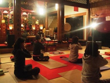 ルーシーダットン教室 in 観音山