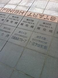 ニューイヤー駅伝2012③~理事長も書いてますVol.25~