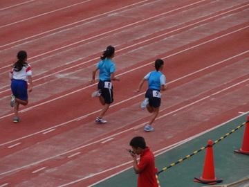 群馬県小学生陸上記録会【観戦記】