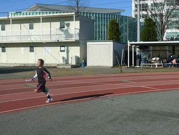 マラソン組第2陣スタート!スクール!冬休みのお知らせ!