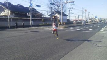 ニューイヤー駅伝2013!①