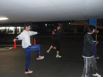 (10/28・月)ナイト基礎トレーニング