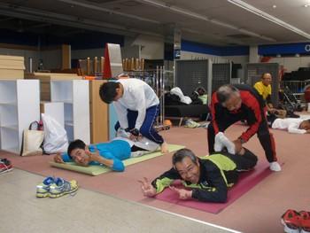 (11/18・月)ナイト基礎トレーニング②