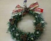 クリスマスリース♪♪