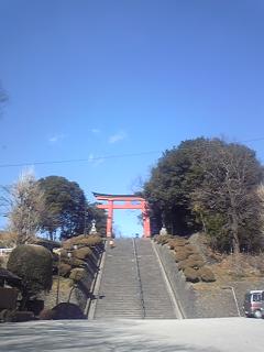 ゆかりは古し〜貫前神社〜♪