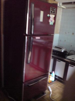冷蔵庫を買いました