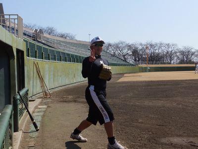 #13 堤 雅貴投手