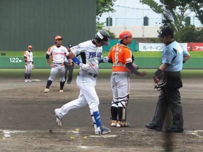 6月21日 vs新潟ABC戦