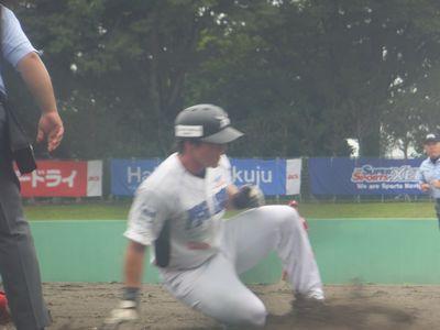 6月22日(日)vs 信濃GS戦