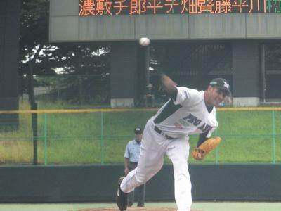 8月2日土 vs信濃GS戦