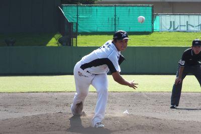 #11 本田 敦也 投手