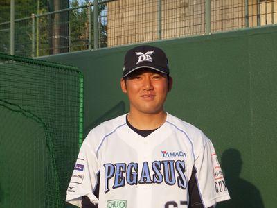 #67 伊藤 拓郎 投手