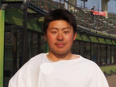 #19 川島 祐輝 投手