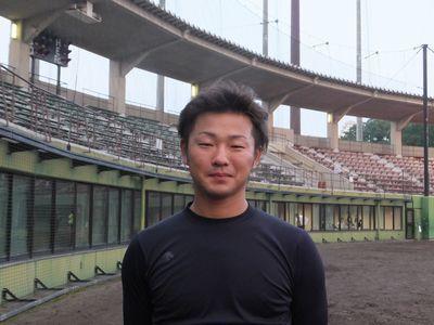 #19 柿田 兼章 投手