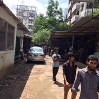バングラデシュに到着 2015/09/17 10:00:00