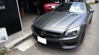 SL63 AMG カスタム 外装編