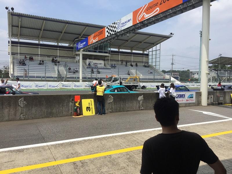 また筑波サーキットスプリントレースに参加しました