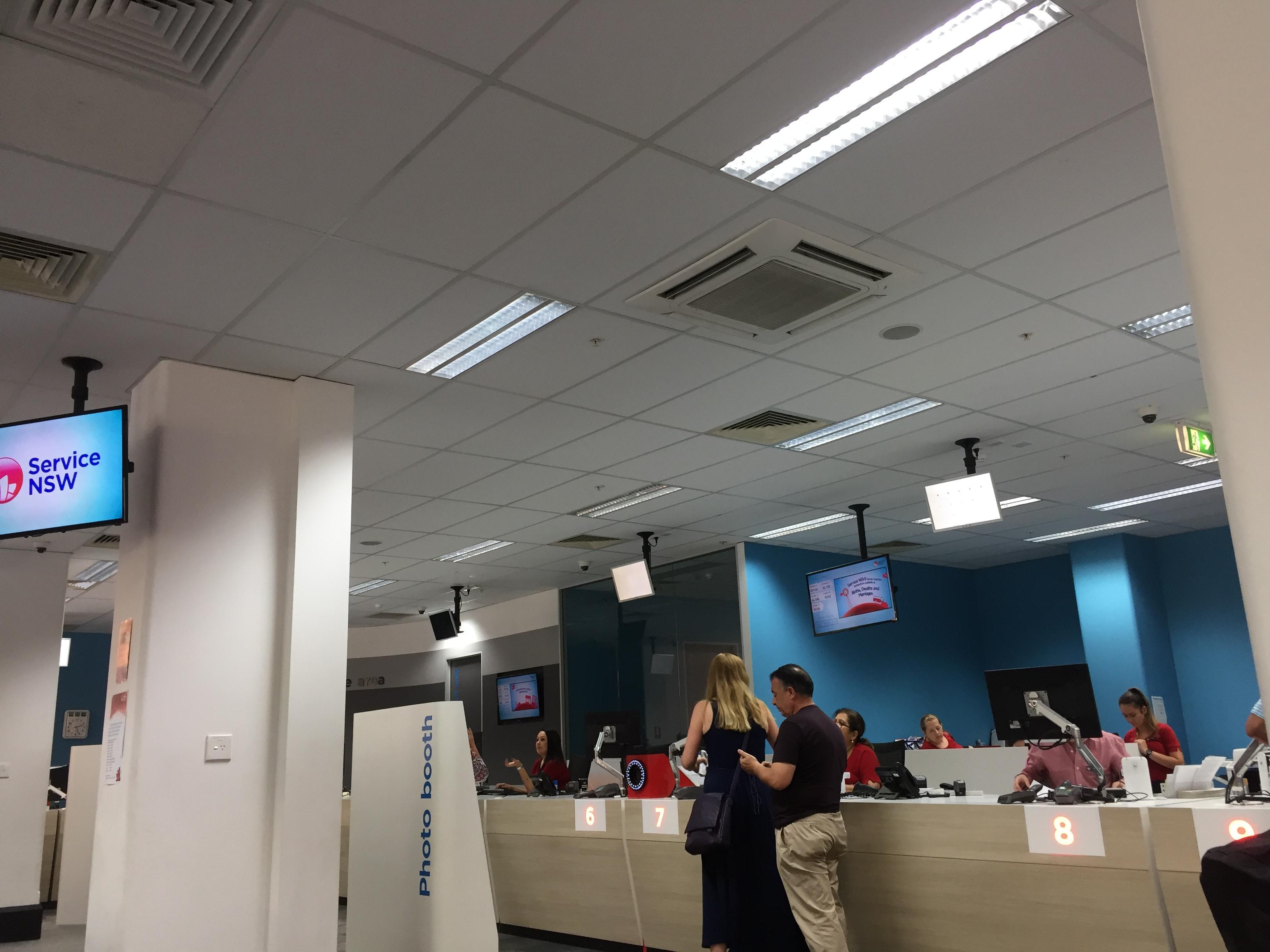 シドニー国際免許