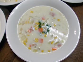 クリスマス用スープ