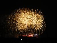 3年ぶりの「いせさき花火大会」