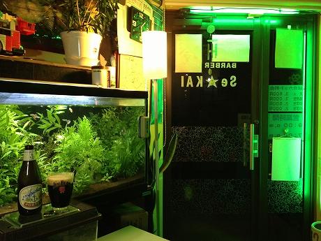 ネットカフェ?@伊勢崎市の理容室