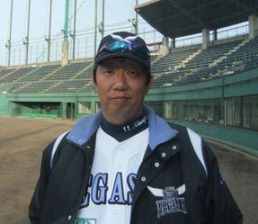 #91 川尻 哲郎 投手コーチ