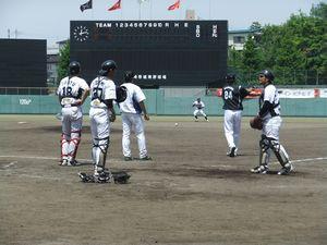 5月6日 vs新潟ABC戦