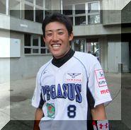 #8 高津 啓輔 選手