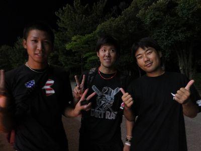 Visitor vs石川MS戦