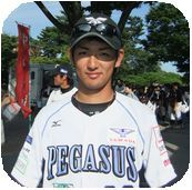 #36 平田 陸 選手
