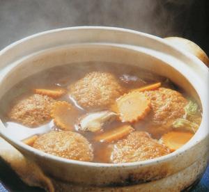 獅子頭(中華風肉団子鍋)