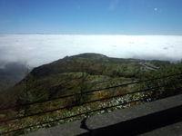 白根山の雲海