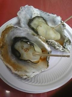 牡蛎カキかき〜っ!
