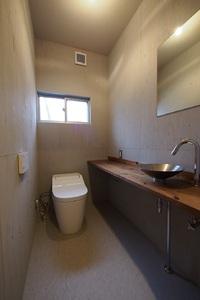 自然系トイレ