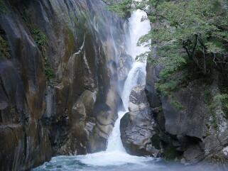 昇仙峡散策
