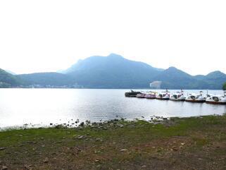 榛名山&榛名湖