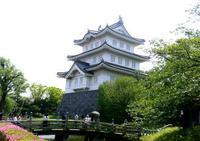 「忍城」&「さきたま古墳公園」