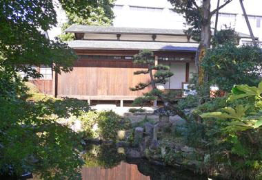 旧下田邸 書院&庭園