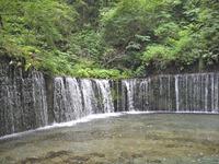 白糸の滝・・・♪