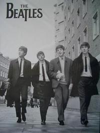 ザ・ビートルズを聴きながら!