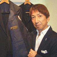 スーツは戦闘服!
