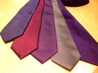 ネクタイをギフトで!