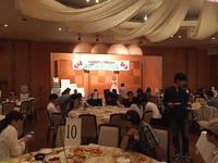 桐生市の某会社の秋のフェスティバル 中村悦子歌謡ショー