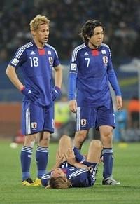 ワールドカップ不況・・・?