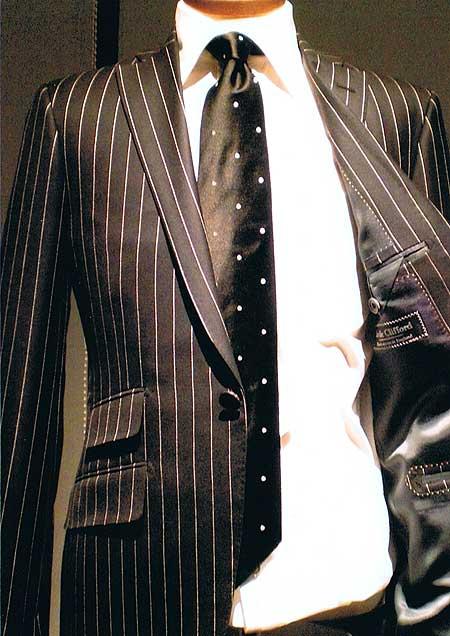 中井貴一のスーツ2